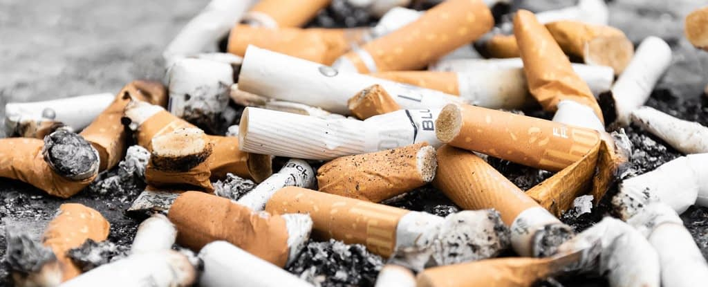 Cigarette butts need recycling