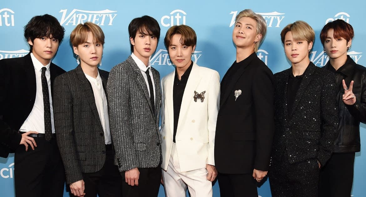 BTS's Popularity makes them as asset