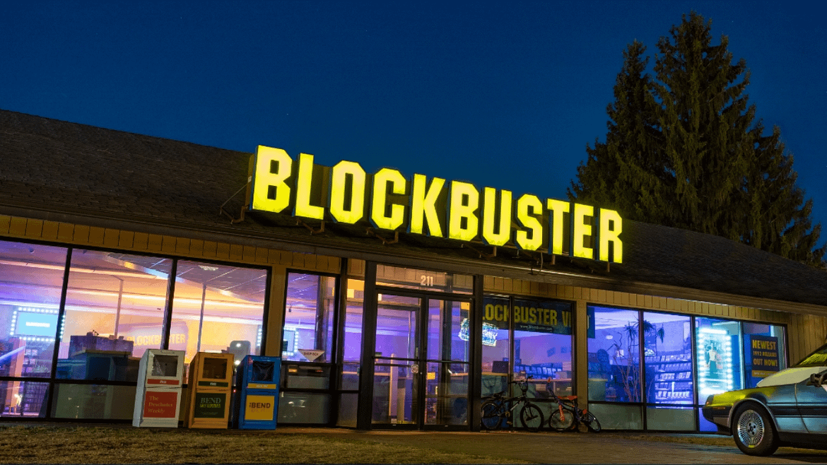 Blockbuster studio