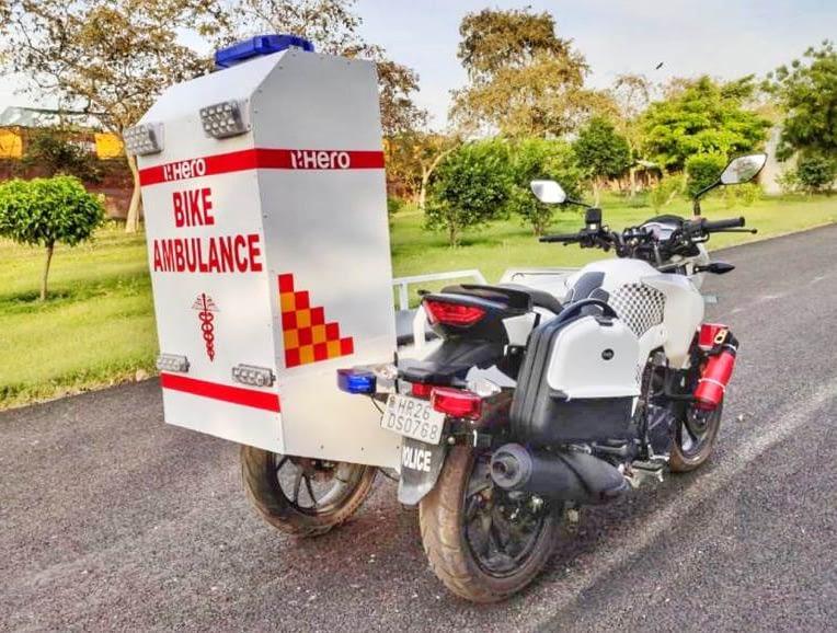 Mobile Ambulances