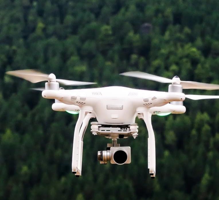 Drone-shot