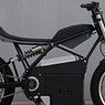 High-performance Motorcycle With Electric Drive Train
